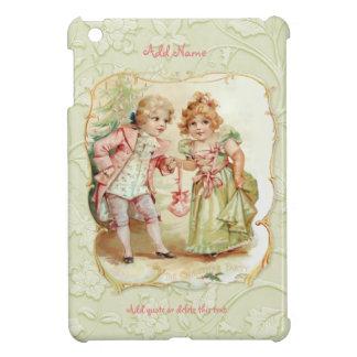 The Christmas Party - Francis Brundage iPad Mini Covers