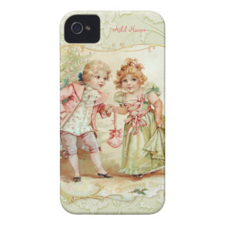 The Christmas Party - Francis Brundage iPhone 4 Case
