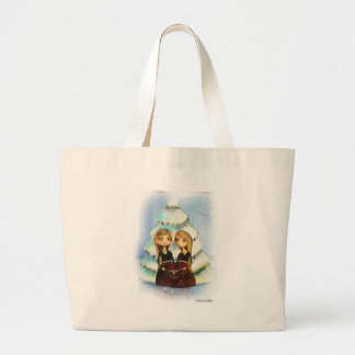 The Christmas Pet Canvas Bags