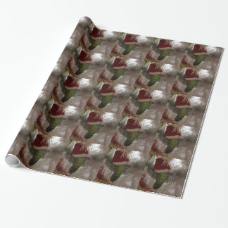The Christmas Pickle Wrapping Paper