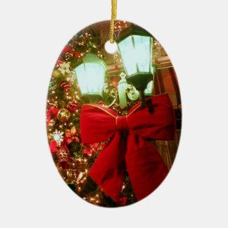 'The Christmas Street Lamp' Ornament