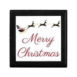 The Christmas Theme I Gift Box