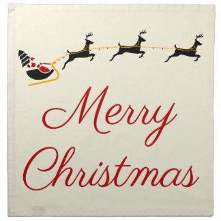 The Christmas Theme I Napkin