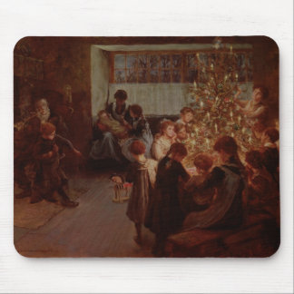The Christmas Tree, 1911 Mouse Mat