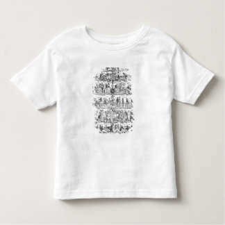 The Christmas Tree Toddler T-Shirt