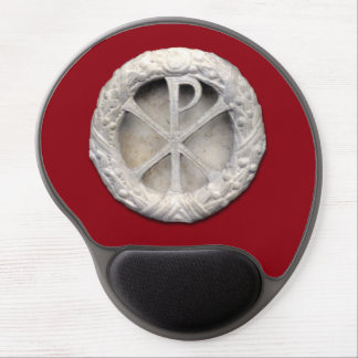 The Christogram Gel Mouse Pad
