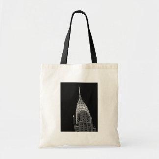 The Chrysler Building - New York City Canvas Bag