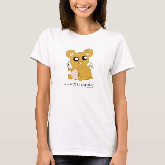The Chupacabra did it-Womens T-Shirt