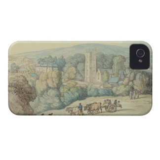 The Church and Village of St. Cue, Cornwall, c.181 iPhone 4 Cover