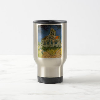 The Church at Auver by Vincent Van Gogh Coffee Mug