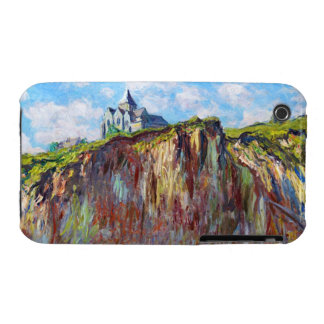 The Church at Varengeville, 1882 Claude Monet cool iPhone 3 Cases