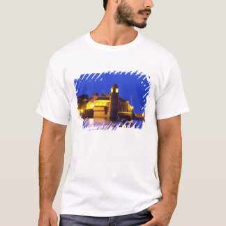 The church Eglise Notre Dame des Anges, our lady T-Shirt