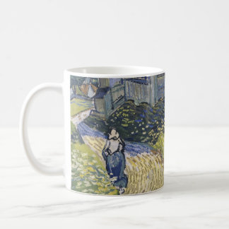 The Church in Auvers by Vincent van Gogh Coffee Mug