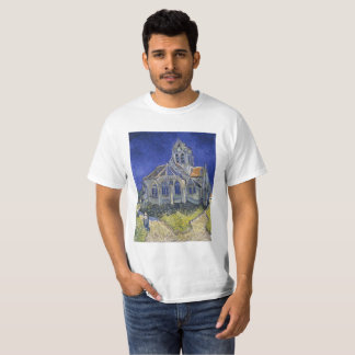 The Church in Auvers by Vincent van Gogh T-Shirt