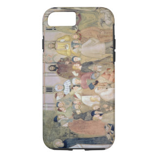 The Church Militant and Triumphant, detail, from t iPhone 7 Case