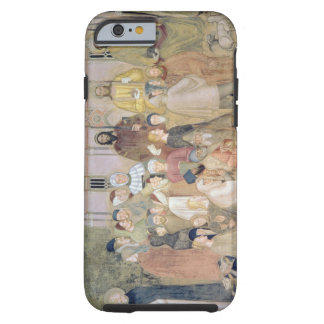 The Church Militant and Triumphant, detail, from t Tough iPhone 6 Case