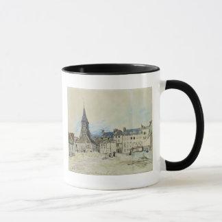 The Church of Sainte-Catherine, Honfleur, 1864 Mug