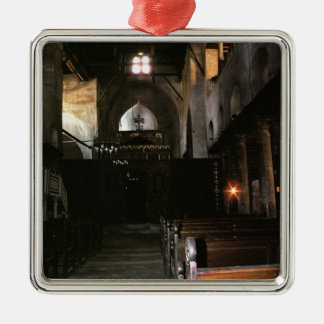 The Church of Saints Sergius and Bacchus Christmas Ornament