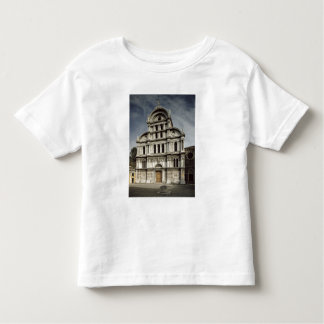 The Church of San Zaccaria, 1480-1500 (photo) T Shirts