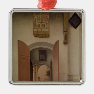 The Church of St. Laurens, Alkmaar, 1661 Christmas Ornament