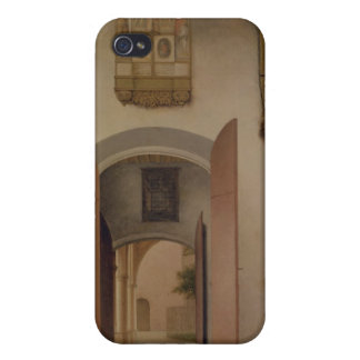 The Church of St. Laurens, Alkmaar, 1661 Cover For iPhone 4