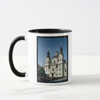 The Church of St. Nicholas, built 1703-61 Mug