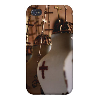 The church of the holy sepulchre, Jerusalem,Israel Case For The iPhone 4