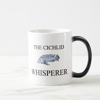 The Cichlid Whisperer Magic Mug