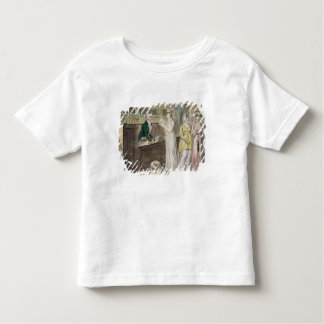 The Circulating Library (pen and ink and w/c and w Toddler T-Shirt