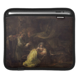 The Circumcision, 1661 (oil on canvas) iPad Sleeve