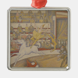The Circus, 1891 Christmas Ornament