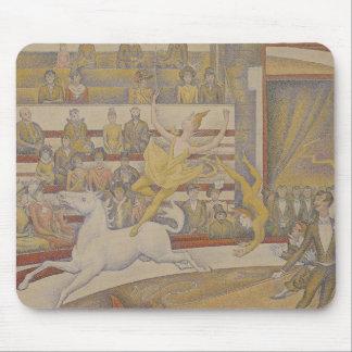 The Circus, 1891 Mouse Mat