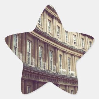 The Circus, Bath Star Sticker