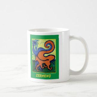 """The Circus Boy"" by Zermeno Classic White Coffee Mug"