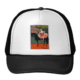 The Circus Girl 1897 Trucker Hats