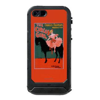 The Circus Girl - Woman on Horse Theatrical Incipio ATLAS ID™ iPhone 5 Case