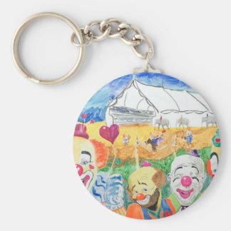 The Circus Keychain