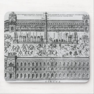 The Circus Maximus in Rome, c.1600 Mouse Mat