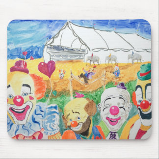 The Circus Mousepad
