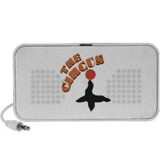 The Circus Seal iPhone Speaker