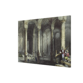 The Cistern of Bin-Veber-Direg, or The Thousand an Canvas Prints