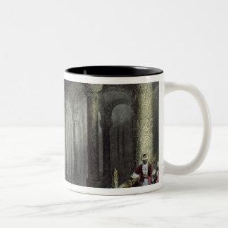 The Cistern of Bin-Veber-Direg, or The Thousand an Two-Tone Coffee Mug