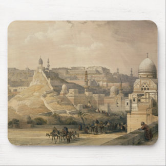 "The Citadel of Cairo, from ""Egypt and Nubia"" Mouse Mat"