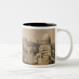 The Citadel of Cairo from Egypt and Nubia Mugs