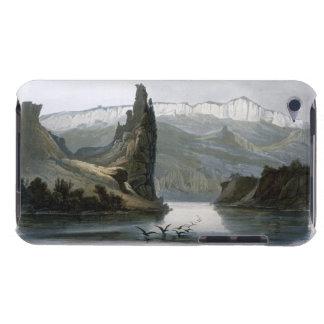 The Citadel Rock on the Upper Missouri, plate 18 f iPod Case-Mate Case