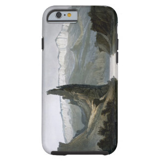 The Citadel Rock on the Upper Missouri, plate 18 f Tough iPhone 6 Case