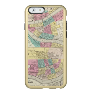The Cities Of Pittsburgh Allegheny Cincinnati Incipio Feather® Shine iPhone 6 Case