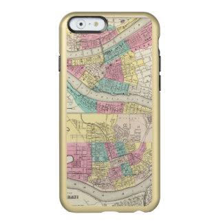 The Cities Of Pittsburgh Allegheny Cincinnati Incipio Feather® Shine iPhone 6 Case