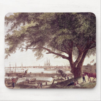 The City and Port of Philadelphia, from Mouse Mat