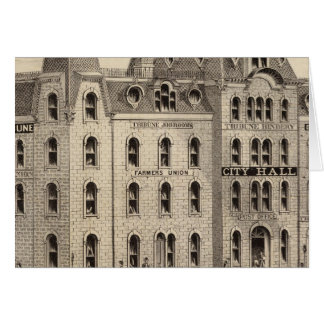 The City Hall of Minneapolis, Minnesota Card